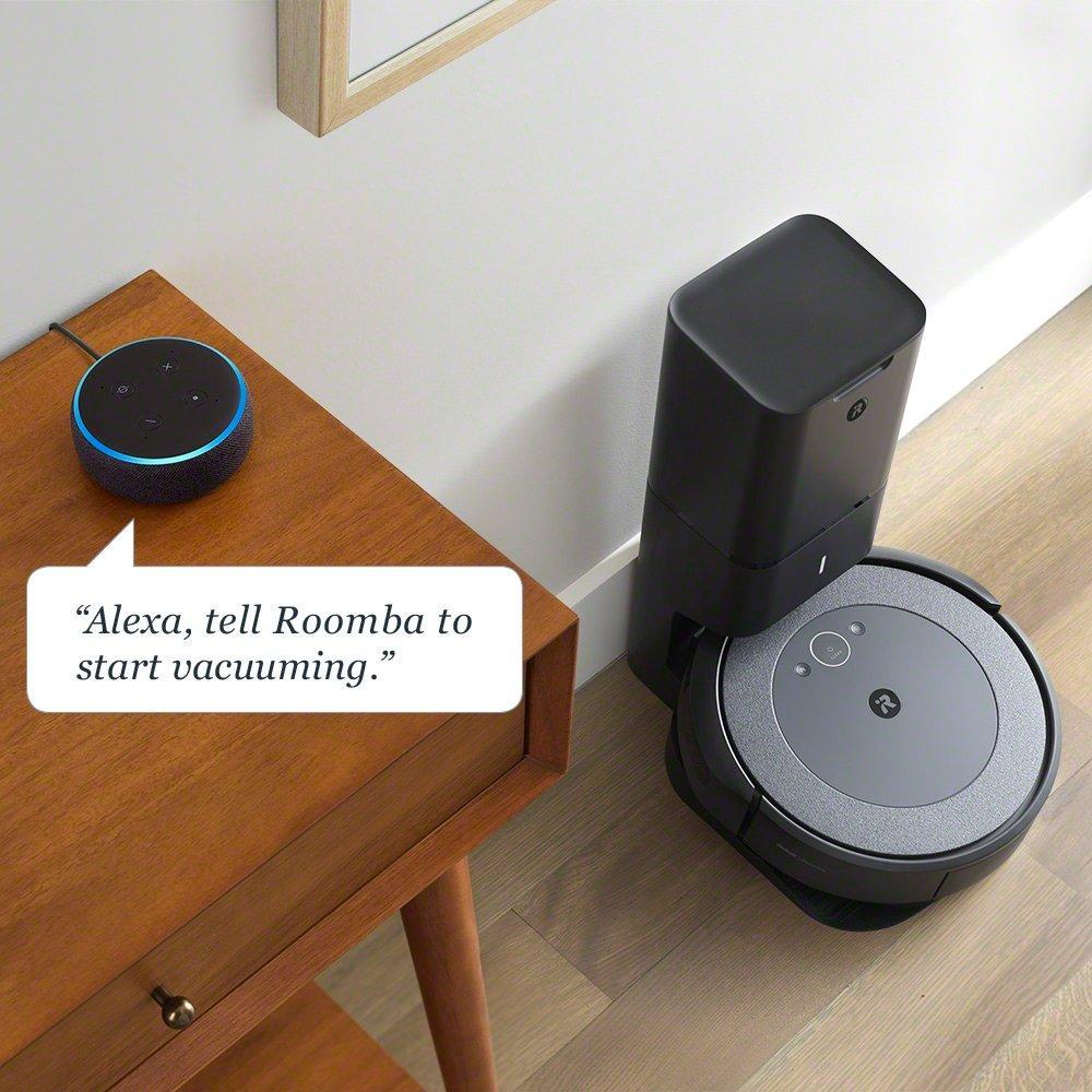 רובוט I3 + מתקשר עם אלקסה